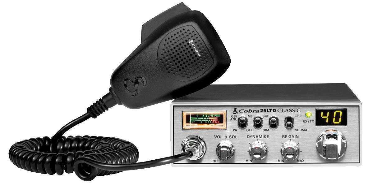 Cobra 25LTD CB Radio