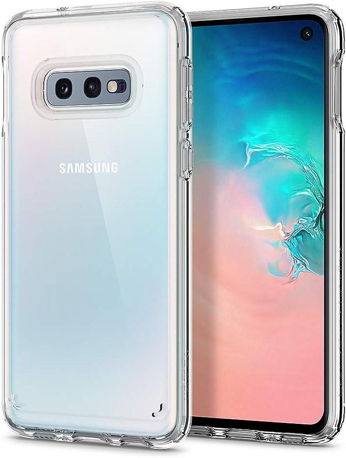 Spigen Funda para Samsung Galaxy S10E Ultra Hybrid con Tecnología ...