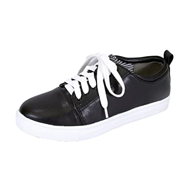 89c0cbaca41 Fuzzy FIC Anita Women s Wide Width Walking Shoes Black 5