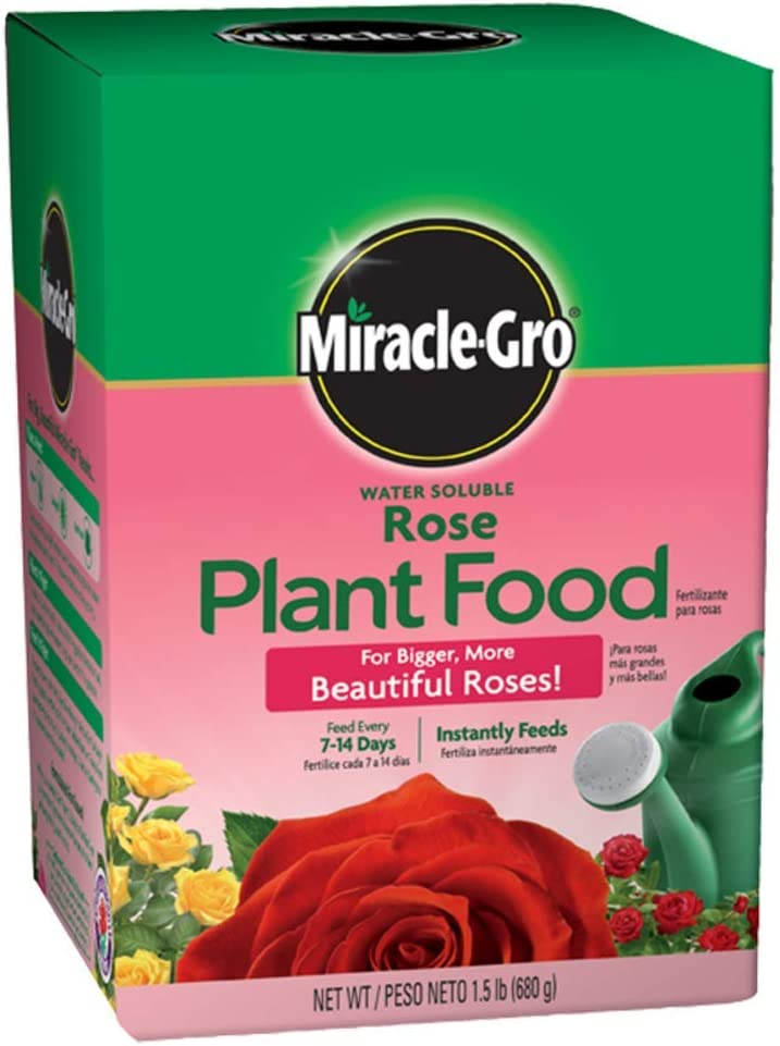 Miracle-Gro Rose Plant Food