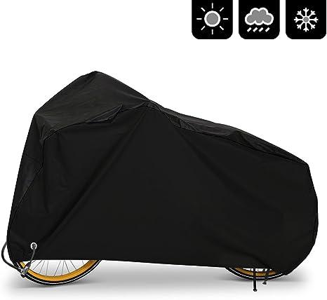 Funda para Bicicleta Impermeable, 210D Oxford Cubierta de ...
