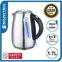 SOUNDTEOH 1.7L ELECTRIC KETTLE WK-208S