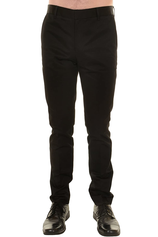1960s – 1970s Mens Pants, Jeans, Bell Bottoms Mens 60s Vintage Retro Mod Ska Black Sta Press Trousers $39.95 AT vintagedancer.com