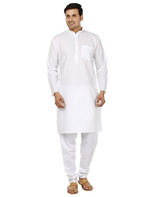 Fashion étnico bordado para hombre Kurta Party – desgaste indio ropa