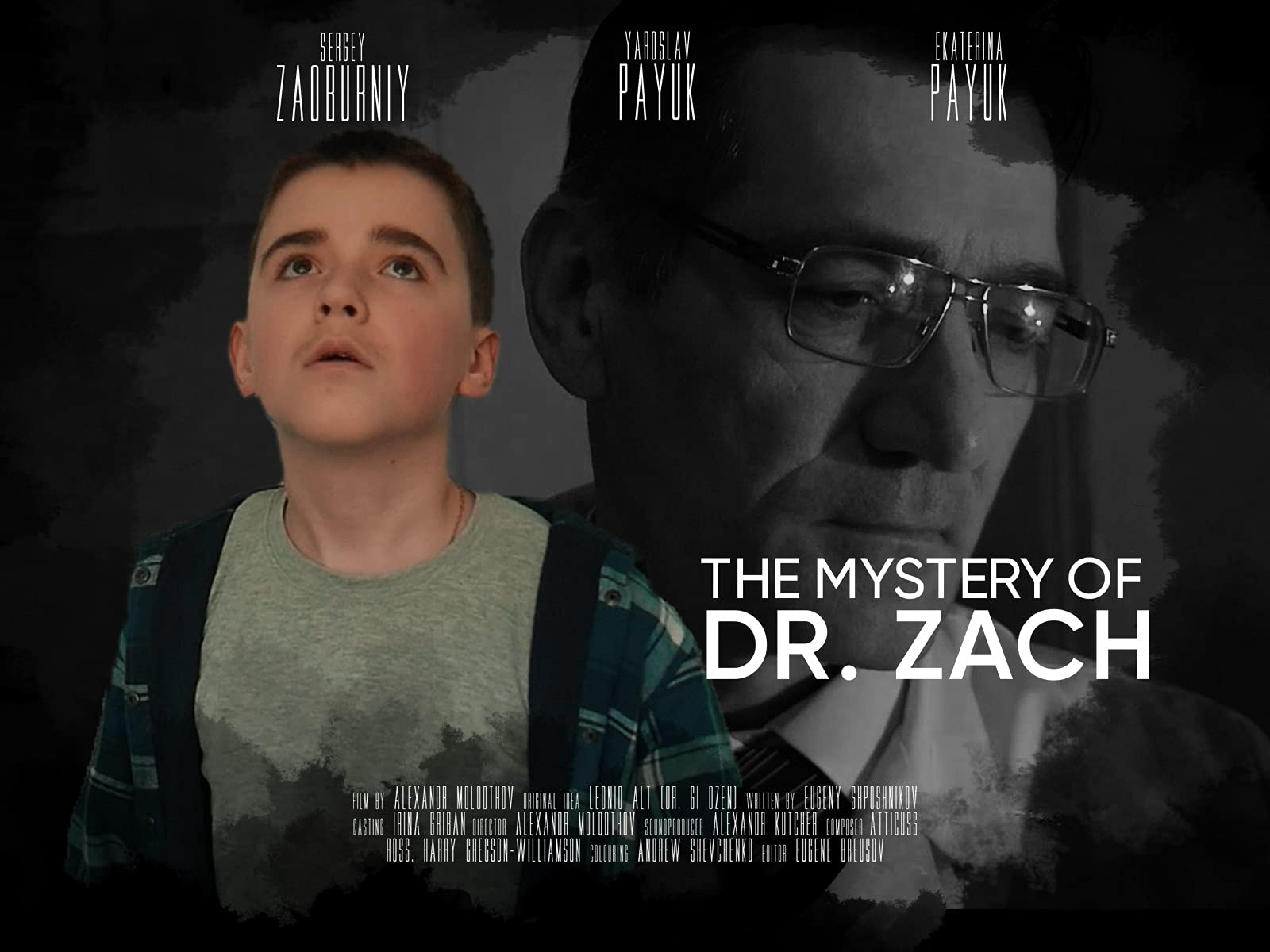 The mystery of Dr. Zach on Amazon Prime Instant Video UK