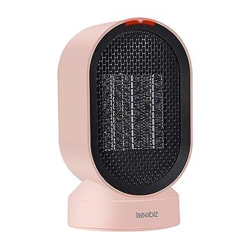 Mini Calefacción, 600watt calefactor Termoventilador Space Heater ...