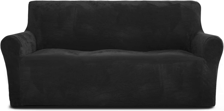 RHF Velvet-Sofa Slipcover