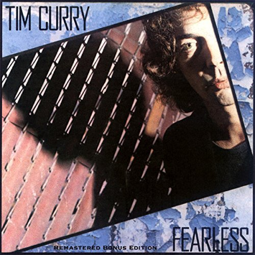 CD : Tim Curry - Fearless (Remastered, United Kingdom - Import)