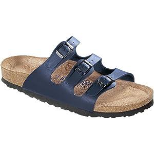 d500b0a1a169b5 Birkenstock Women s Florida Leather Sandal