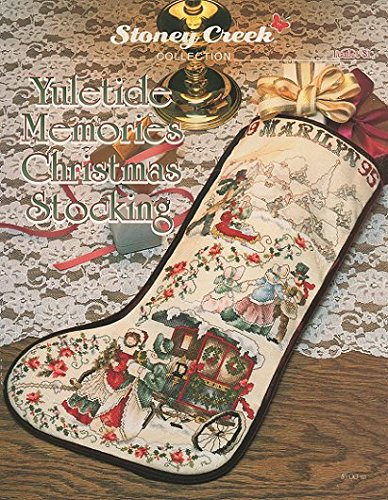 (Yuletide Memories Christmas Stocking (Leaflet 81) Cross Stitch Chart and Free)