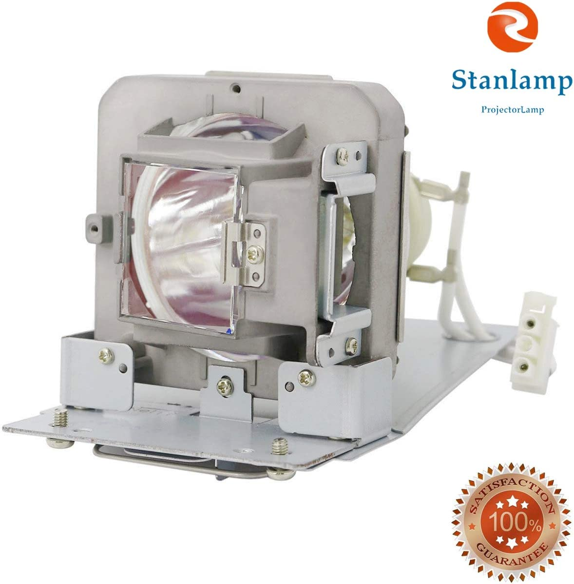 Replacement Lamp with Housing for VIVITEK 5811119560-SVV with Osram P-VIP Bulb Inside