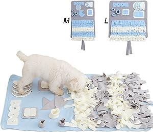 Snuffle Mat Nosework Blanket Dog Training Mats Dog Feeding Mat Pet Activity Mat Great for Stress Release