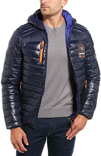 Geographical Norway USA BRIOUT Men's Packable Jacket at