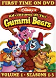 gummy bear movie - Adventures of the Gummi Bears, Vol. 1 - Seasons 1-3