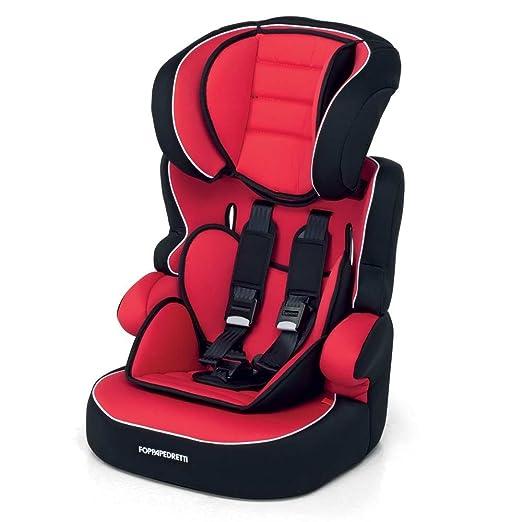 694 opinioni per Foppapedretti 9700326900 Babyroad Seggiolino Auto, Rouge