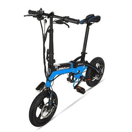 GTYW, Eléctrico, Plegable, Bicicleta, Montaña, Bicicleta, Ciclomotor Adulto, Bicicleta