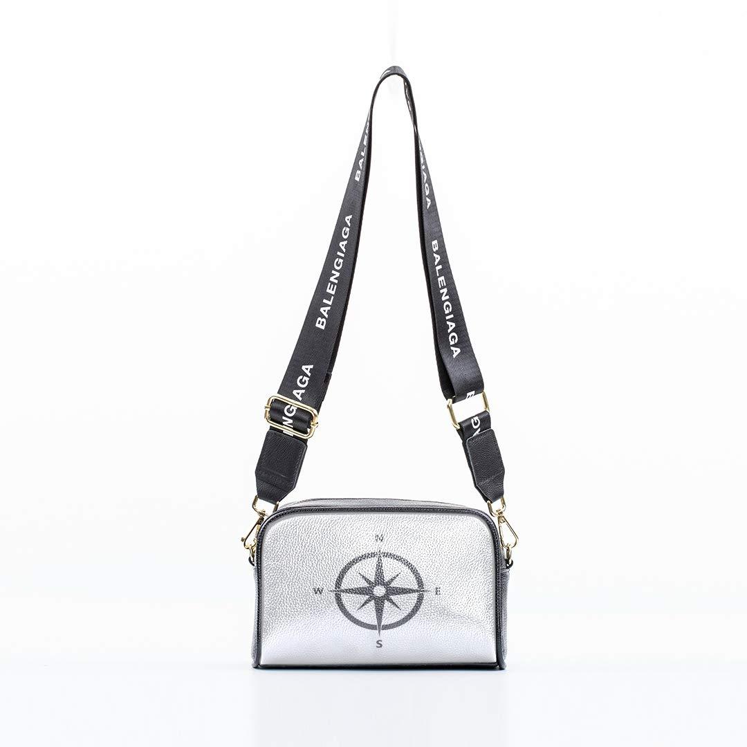 An Antique Compass Rose Daily Crossbody Bag Shoulder Beach Bag With Adjustable Long Strap Fashion Work Bag Carry Shoulder Bag Messenger Bag Shoulder Bag