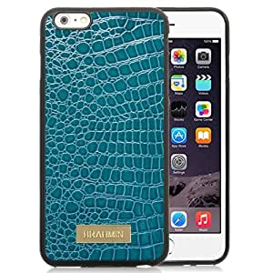 Durable and Fashionable Brahmin 10 iPhone 6 Plus 5.5 inch Black TPU Case by Maris's Diary