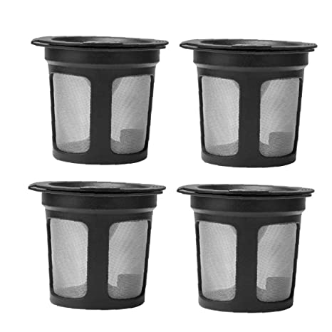 Filtro Reutilizable De Acero Inoxidable De Malla De Café ...