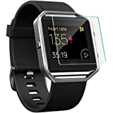 Cellshell 0.3 mm Pro+ Tempered Glass Screen Protector with Packaging Kit for Fitbit Blaze