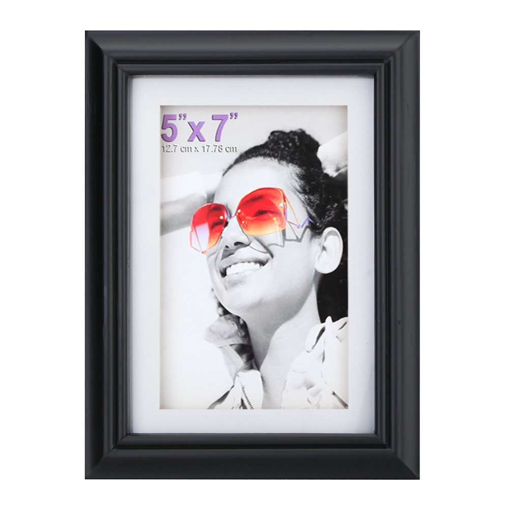 5x7 inch Picture Frame Made of Solid Wood and High
