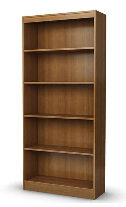 South Shore Contemporary Tall Bookcase