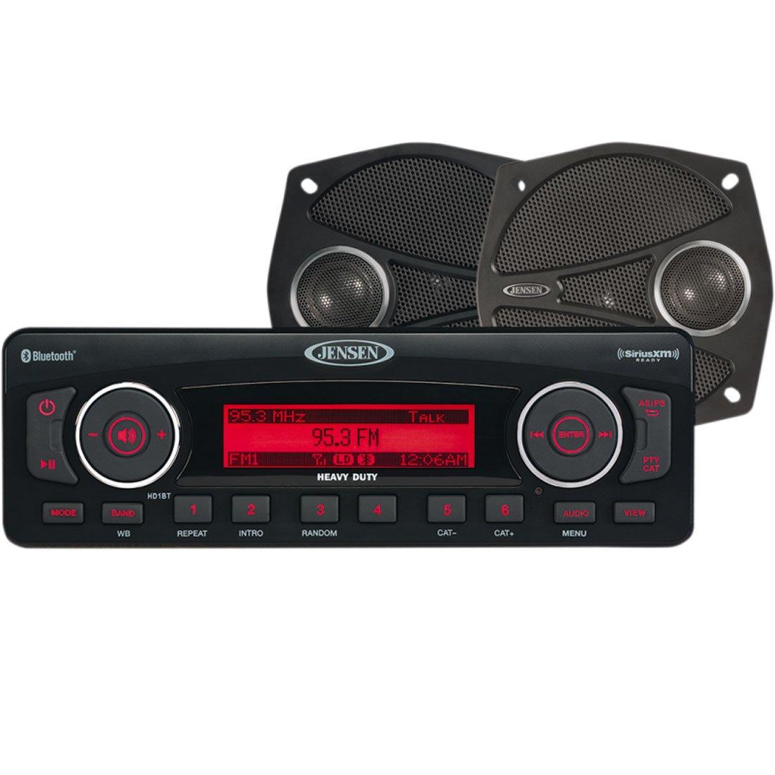 JENSEN HD1BT525 Hi Performance Stereo/Speaker Kit