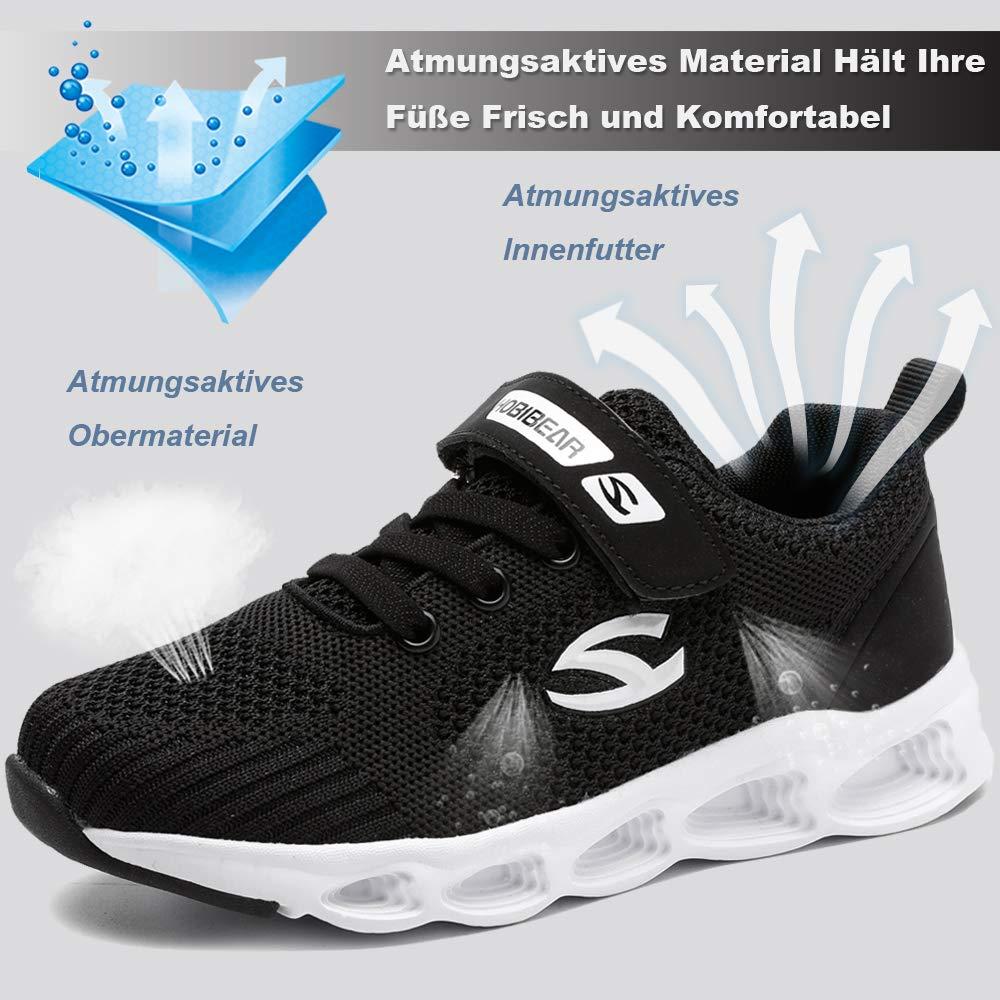 Scarpe Sportive Bambina Sneakers Bambini Sportive per Ragazza Scarpe da Ragazzo Running Ginnastica Coperto