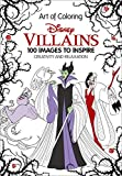 Kyпить Art of Coloring: Disney Villains: 100 Images to Inspire Creativity and Relaxation на Amazon.com