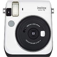Fujifilm Instax Mini 70 Camera (Moon White)