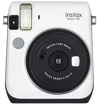 Fujifilm Instax Mini 70 Appareil photo instantané Blanc  Amazon.fr ... c921544e401c