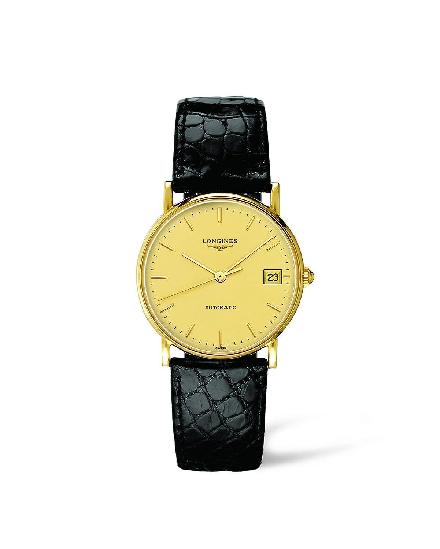 [ロンジン]Longines 腕時計 Presence Champagne Dial Automatic Watch L4.744.6.32.0 [並行輸入品] B00M73K2OC