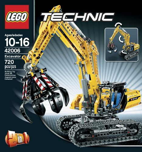 lego technic building instructions