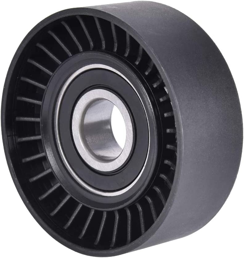 Younar 9606005 Automatic Belt Tensioner Pulley Assembly for 2008-2012 BMW128i Jeep Grand Cherokee