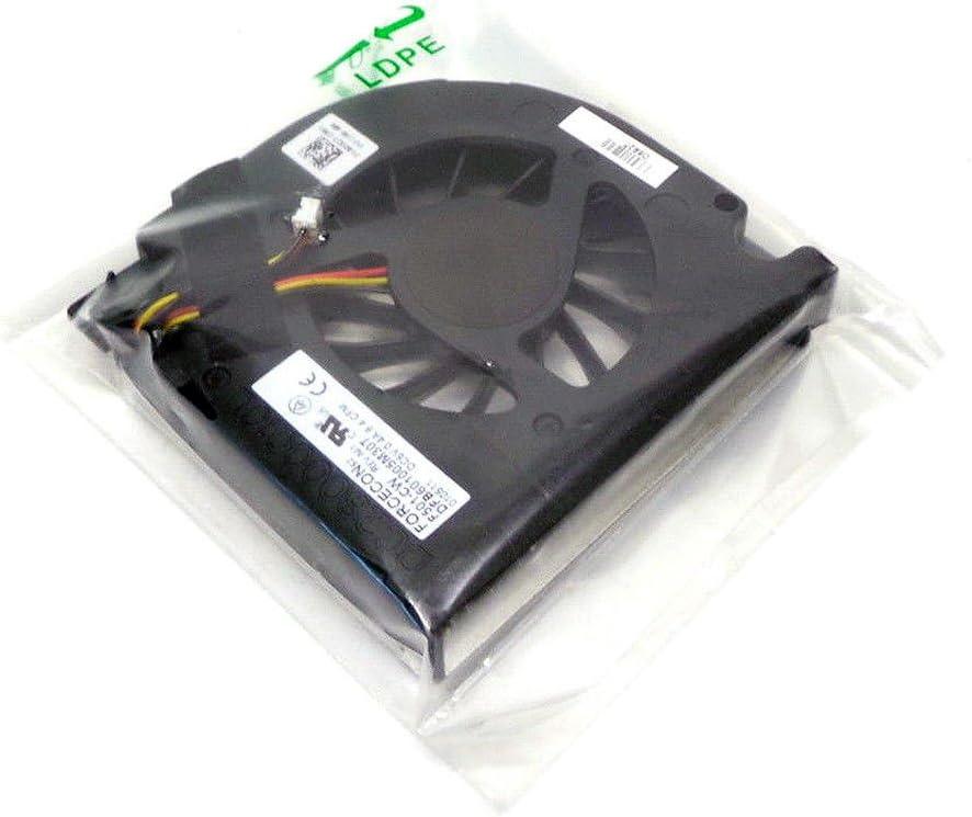 Dell D5927 Inspiron 6000 9200 9300 9300S 9400 E1705 Precision M6300 Laptop CPU Fan Compatible Part Numbers: D5927, 0D5927, DFB601005M30T, F501-CW