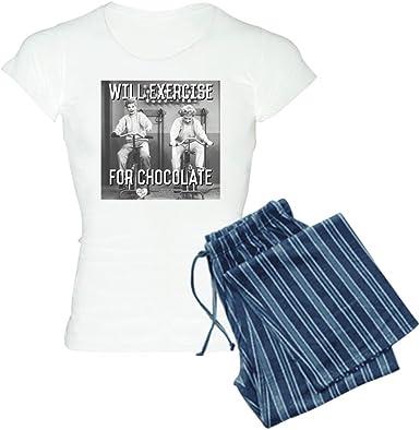 Comfortable PJ Sleepwear CafePress Ethel to My Lucy Womens Novelty Cotton Pajama Set