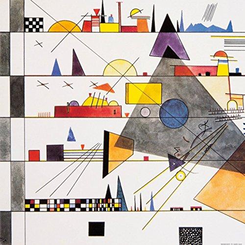 Posters: Wassily Kandinsky Poster Art Print - Horizontal, 1924