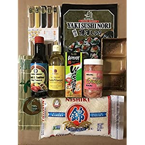 KC Commerce Japanese Sushi Making Kit