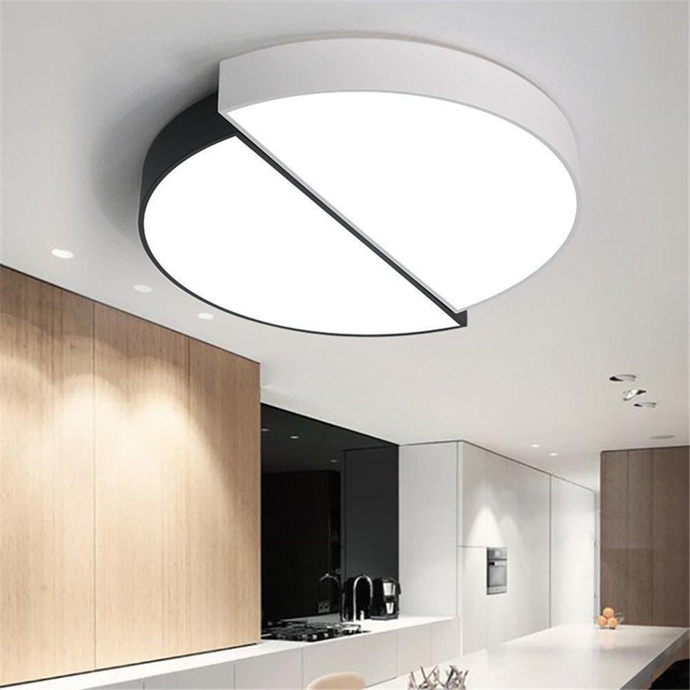 LED techo Plafón MEIHOME Hierro 31 para de 28cm Lámpara qSUMzGVp