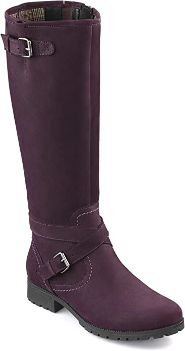 Hotter Belle Wide Leg Women's Boot 9 UK