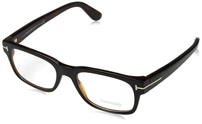 e29f679f79 Image Unavailable. Image not available for. Color  Tom Ford 5432 005 Black  Havana 52mm Eyeglasses