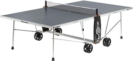 Cornilleau Sport 100S Crossover - Mesa de Tenis de Mesa, Color Gris: Amazon.es: Deportes y aire libre