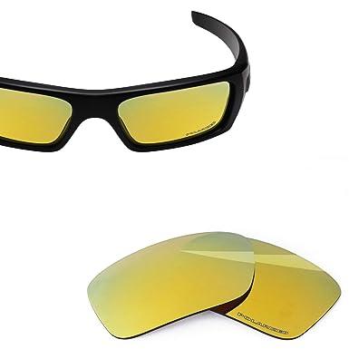 879db5e6d7a0a BlazerBuck Anti-salt Polarized Replacement Lenses for Oakley Si Ballistic  Det Cord - 24K Gold