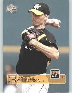 Upper Deck 2003#482 Kris Benson Pittsburgh Pirates Baseball Card