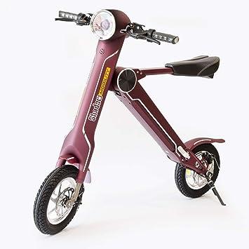Scooter eléctrico Shadow Mobility SM01, batería 10400mAh, peso 18Kg, autonomía 40km, velocidad máxima 25km/h, plegable, ...