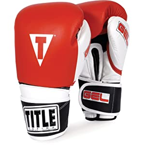 TITLE Gel Intense Bag|Sparring Gloves