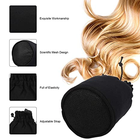 Amazon.com: Festnight Hair Dryer Diffuser Cover,Curly Hair Dryer Diffuser Attachment Fits Most Every Size Blow Dryers: Beauty