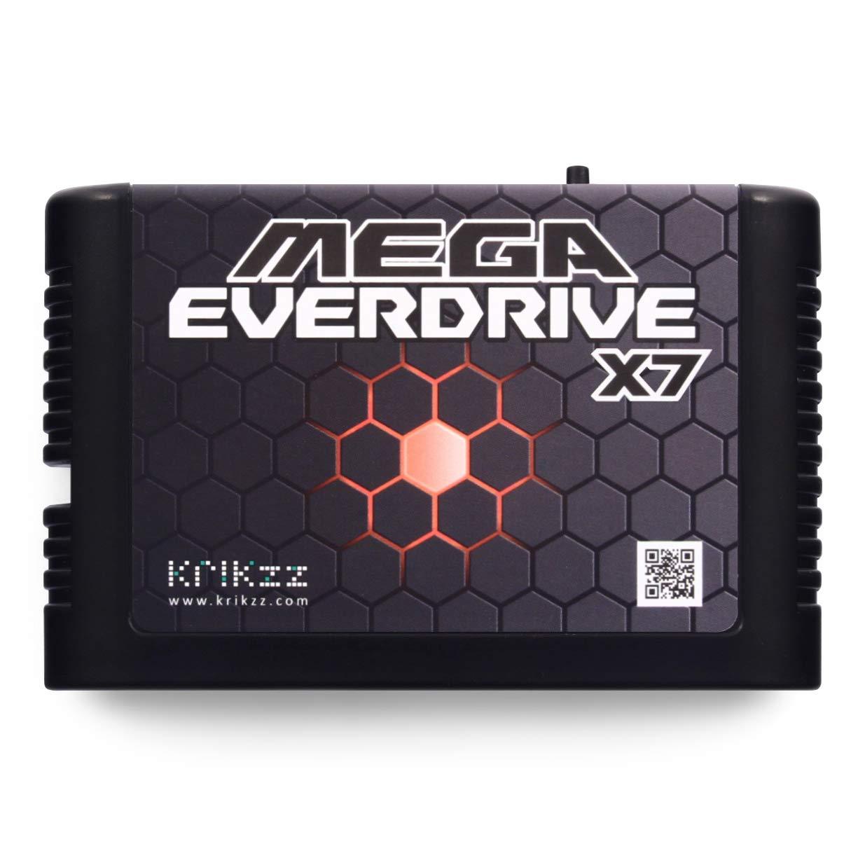 Mega EverDrive X7 by krikzz (Image #1)