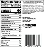 Amazon Brand - Happy Belly Original Saltine