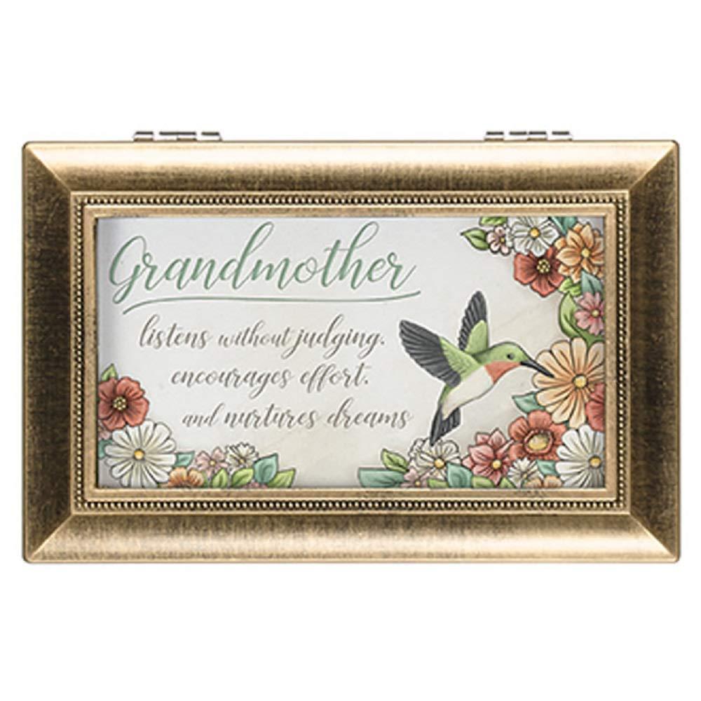 人気 Carson 「Grandmother Listens Listens Music」ボックス B07KBFPT8T B07KBFPT8T, 最高の:46dceafb --- arcego.dominiotemporario.com